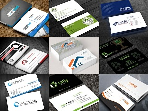 I will Design Professional Business Card Within 24 Hrs