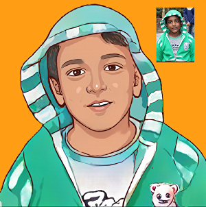 I will make cartoon caricature from your photo