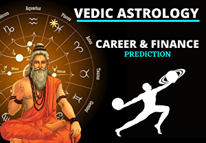 I will do career and finance prediction using vedic astrology & future forecast