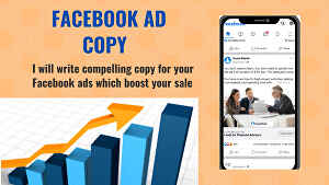 I will write powerful FaceBook ad copy that sells