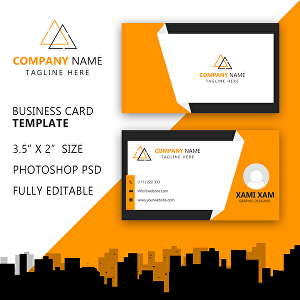 I will Create Unique Business Card Design For You