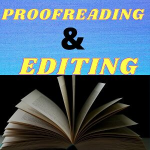I will proofread and edit your work up to 350 words