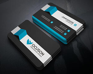 I will design professional stunning business card