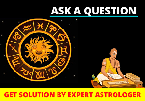 I will answer 1 question based on vedic astrology