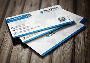 I will design creative & minimalist business cards