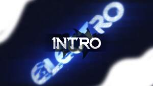 I will create an intro for youtube or twitch