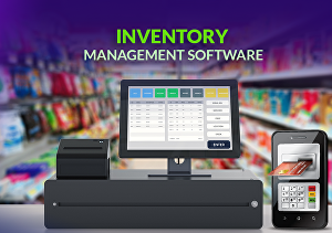 I will create pos inventory software