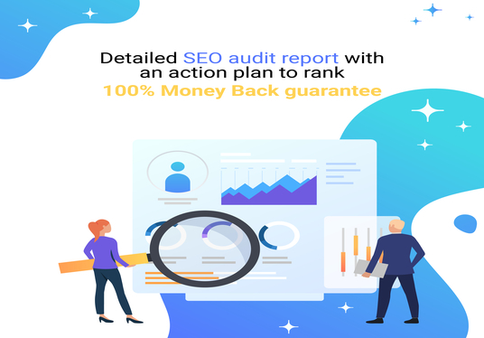 generate an SEO report for your website