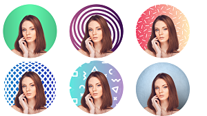 I will create awesome profile pictures for you