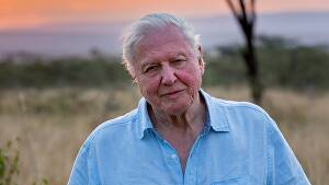 I will record a voice over in the style of David Attenborough (older) up to 125 words