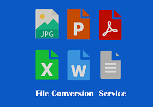I will convert Jpg, Power Point,  Excel, Word, Scanned Doc to Pdf