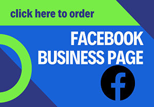I will create Facebook business page and group