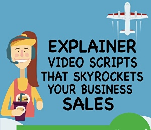 I will write a super-engaging script for your explainer video
