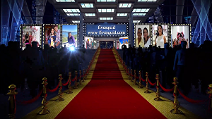 I will do red carpet grand opening video in 3d