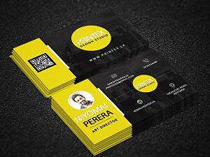I will Design Professional Business Card in 2 days