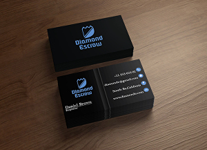 I will design professional double side business card design