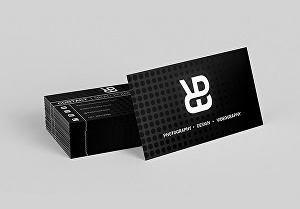 I will create professional business cards