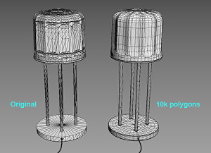 I will Retopologize, Optimize and Clean up your 3D Model with Quad Topology