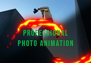 I will Animate your still photo and make a cinemagraph