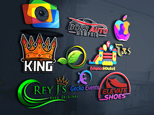 I will create brand logo for your company
