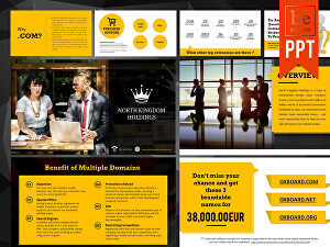 I will design PowerPoint presentations design and slides
