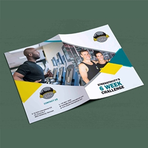 I will design creative party flyer, corporate flyer, food flyer, church flyer