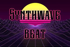 I will Create Synthwave or Retrowave Beat