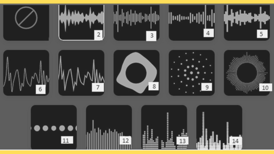 create stunning audiogram or waveform for your podcast