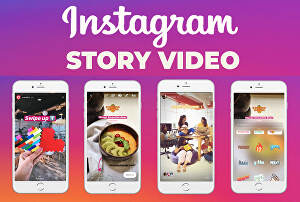 I will create instagram story video or instagram story ad for ig marketing