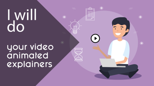 do your video animated explainer