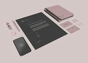 I will design awesome branding stationery for your business
