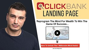 I will create automated clickbank affiliate marketing system for clickbank promotion