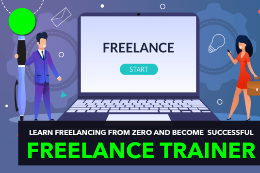 teach you how to start or grow your freelancing business