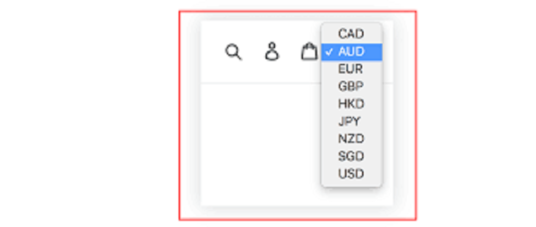 add multi currency system to your WordPress website