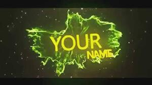 I will Create a stunning YouTube Intro for you