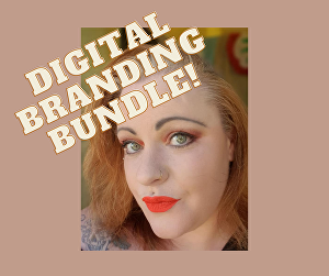 I will Create You A Digital Branding Bundle For Your Business