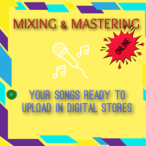 I will mix and master your song