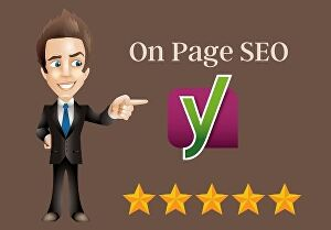 I will fix WordPress on-page or onsite issues with Yoast SEO plugin