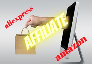 I will create an aliexpress affiliate store for passive income