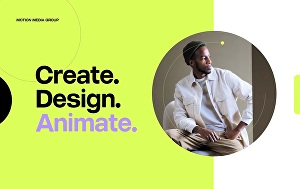 I will create a clean Corporate Presentation Video like this one