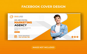 I will design Professional Facebook cover photo, social media post, and web banner ads