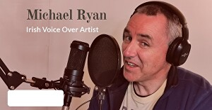 I will bring a warm, Irish professional voiceover to your project