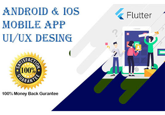 create your iOS and Android mobile app with Flutter