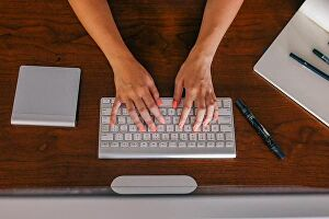 I will do typing and data entry work