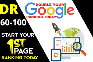 I will boost your ranking with powerful seo dofollow backlinks