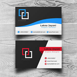 I will design professional business card in 24 hrs