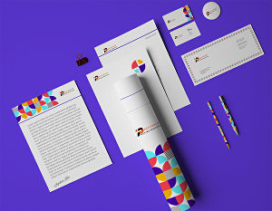 I will do business card design and complete stationery design items, Letter  head, Cover Letter,