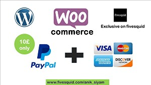 I will integrate woocommerce stripe payment gateway on your website