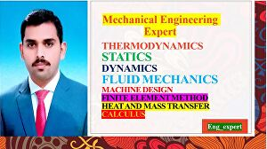 I will do any mechanical engineering related task easily