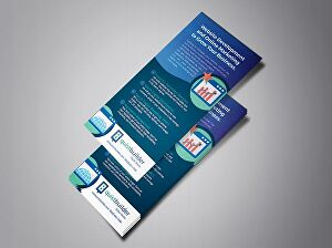 I will design a professional quality flyer